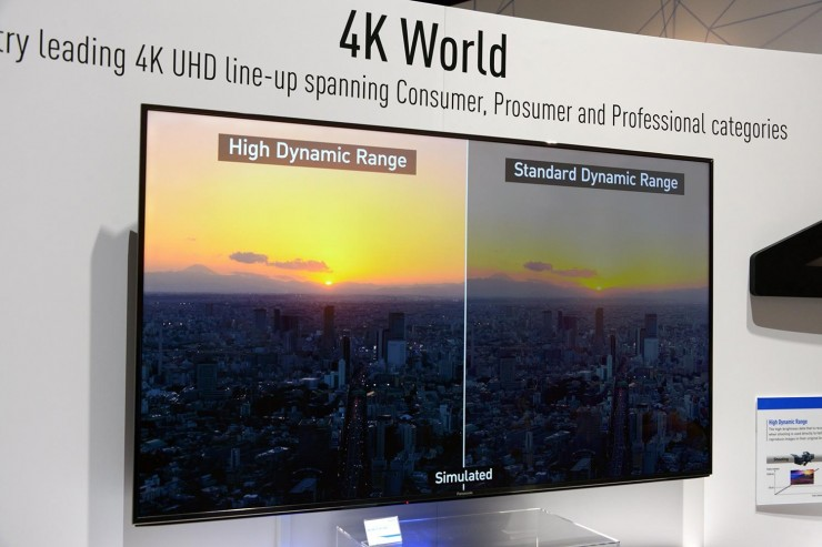 The Difference In 4k, HDR, And Ultra HD
